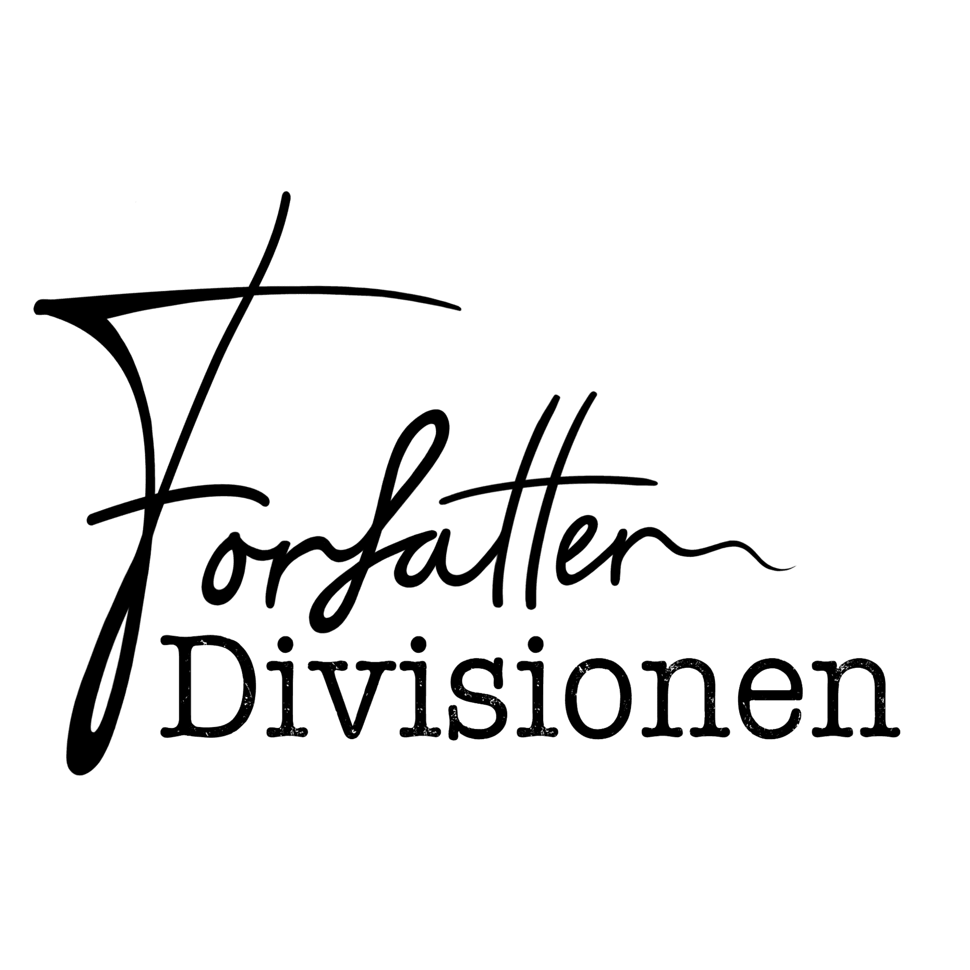 Forfatter Divisionen
